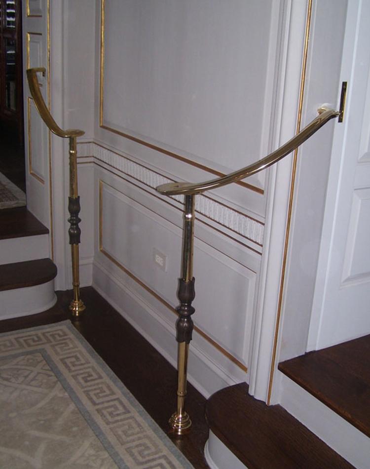 AD Brass Rail