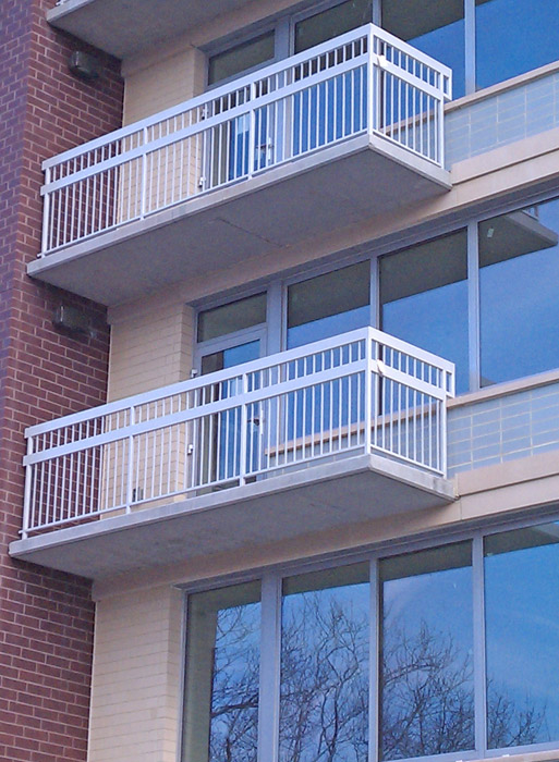 LM Brook Balcony and Roof Rails 2