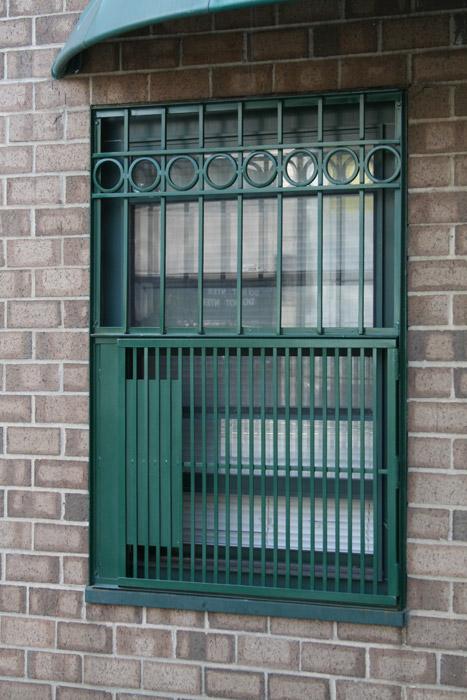 Fire Escape Window Gate Prices