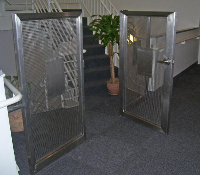 SPK Stainless Gate 2