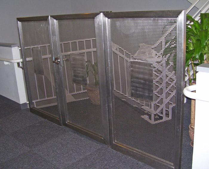 SPK Stainless Gate