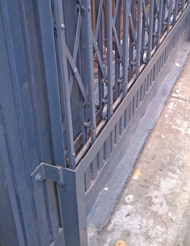 Storgard folding gate 2