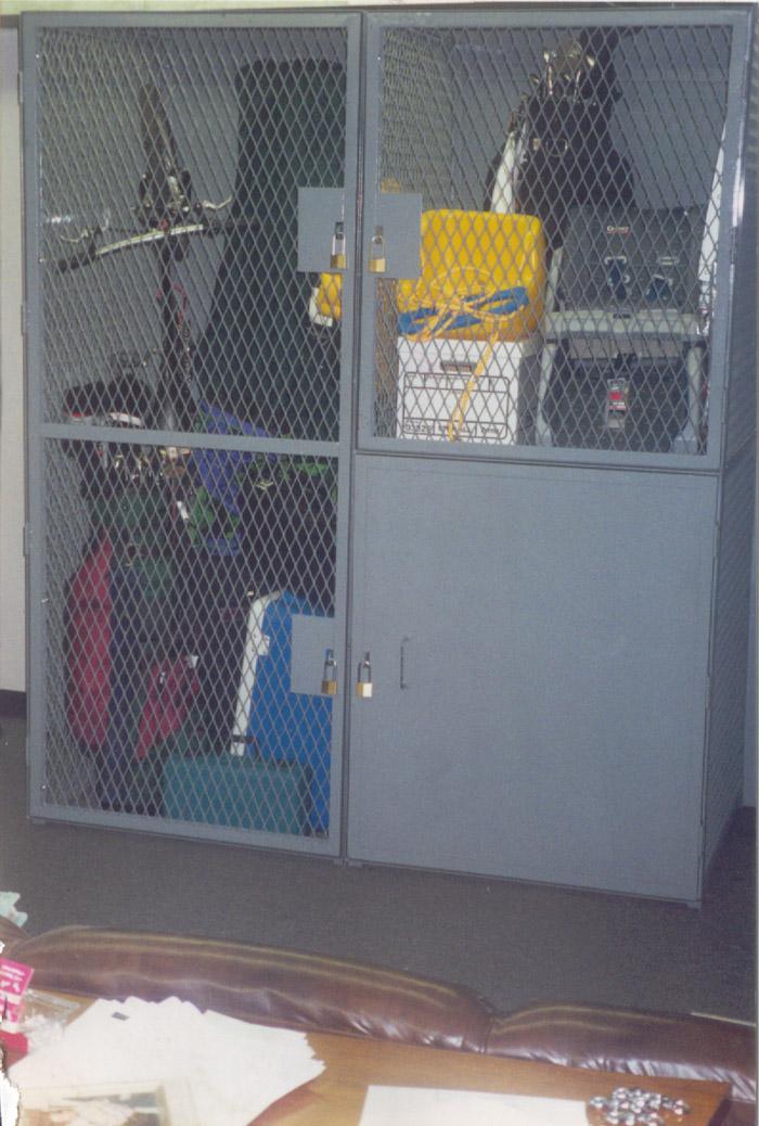 Tenant Lockers