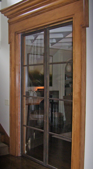 WM Sliding doors